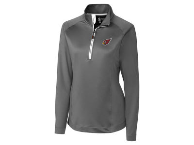 Arizona Cardinals Cutter & Buck NFL Women's Jackson Half Zip Pullover