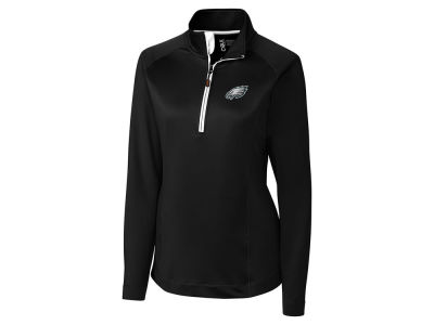 Philadelphia Eagles Cutter & Buck NFL Women's Jackson Half Zip Pullover
