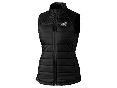 Philadelphia Eagles Cutter & Buck NFL Women's Post Alley Vest