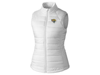 Jacksonville Jaguars Cutter & Buck NFL Women's Post Alley Vest