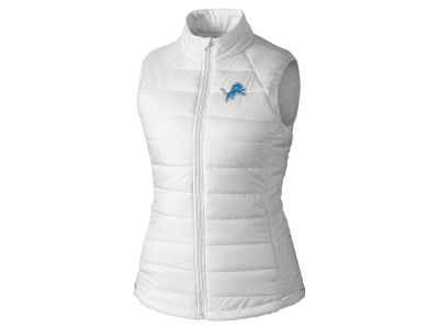 Detroit Lions Cutter & Buck NFL Women's Post Alley Vest