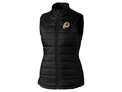 Washington Redskins Cutter & Buck NFL Women's Post Alley Vest