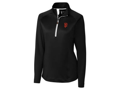 San Francisco Giants Cutter & Buck MLB Women's Jackson Half Zip Pullover