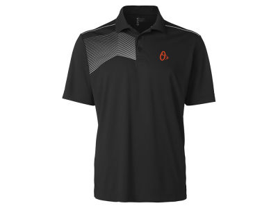 Baltimore Orioles Cutter & Buck MLB Men's Glen Acres Polo