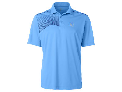 Kansas City Royals Cutter & Buck MLB Men's Glen Acres Polo