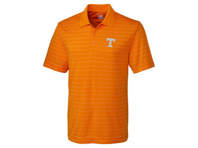 Tennessee Volunteers Cutter & Buck NCAA Men's Franklin Stripe Polo