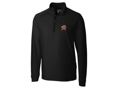 Maryland Terrapins Cutter & Buck NCAA Men's Jackson Half Zip Pullover