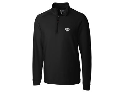 Kansas State Wildcats Cutter & Buck NCAA Men's Jackson Half Zip Pullover