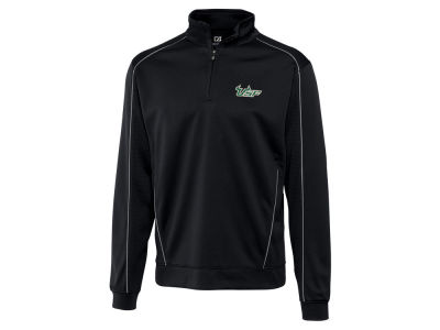 South Florida Bulls Cutter & Buck NCAA Men'sCB DryTec Edge Half Zip
