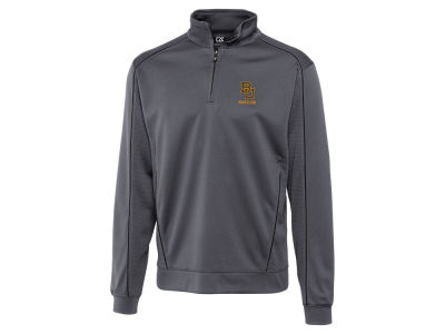 Baylor Bears Cutter & Buck NCAA Men'sCB DryTec Edge Half Zip
