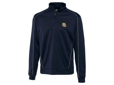 Marquette Golden Eagles Cutter & Buck NCAA Men'sCB DryTec Edge Half Zip