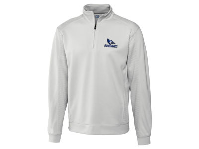 Creighton Blue Jays Cutter & Buck NCAA Men'sCB DryTec Edge Half Zip