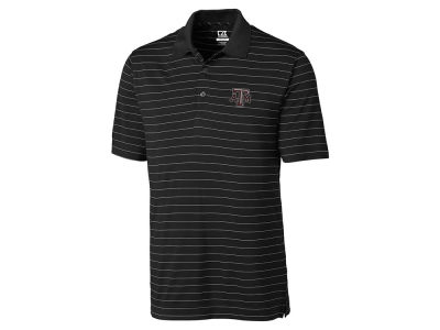 Texas A&M Aggies Cutter & Buck NCAA Men's Franklin Stripe Polo