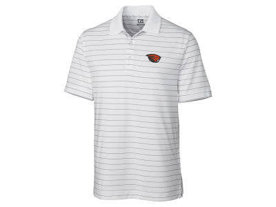 Oregon State Beavers Cutter & Buck NCAA Men's Franklin Stripe Polo