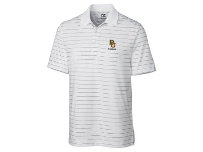 Baylor Bears Cutter & Buck NCAA Men's Franklin Stripe Polo