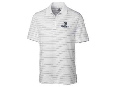 Butler Bulldogs Cutter & Buck NCAA Men's Franklin Stripe Polo