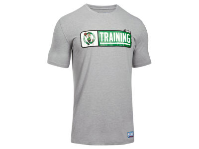 Boston Celtics Under Armour NBA Men's Combine Pill T-Shirt