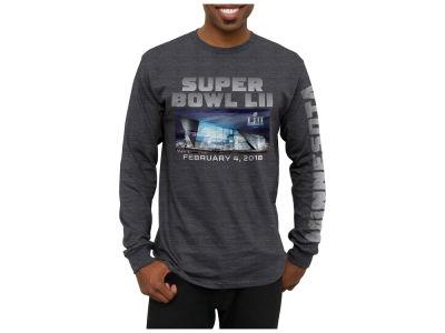 51f9620ca Super Bowl LII NFL Men s Stadium Long Sleeve T-Shirt