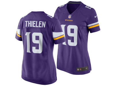 Minnesota Vikings Adam Thielen Nike NFL Women's Game Jersey