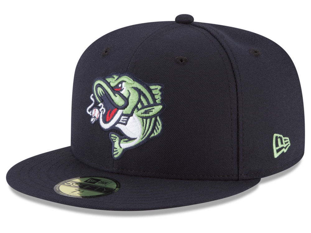 05f0b2dae Gwinnett Stripers New Era MiLB AC 59FIFTY Cap
