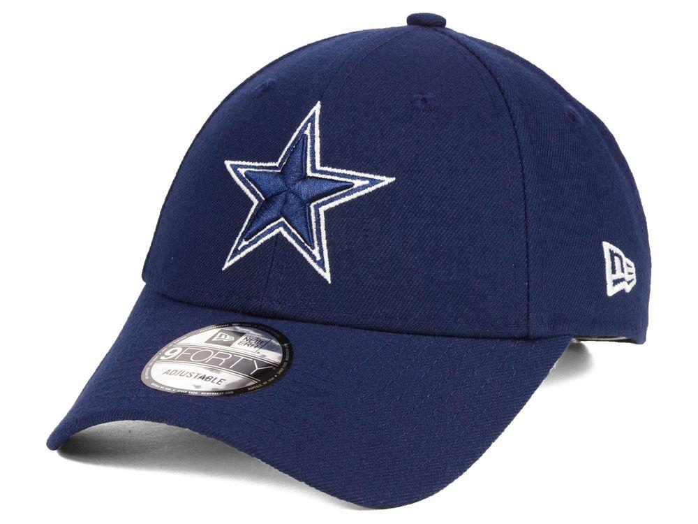 Dallas Cowboys New Era NFL League 9FORTY Cap  c53d5247e