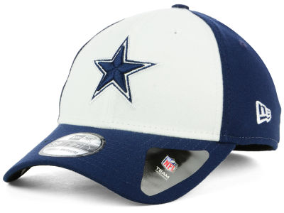 7623cb0e06d Dallas Cowboys New Era NFL New Team Classic 39THIRTY Cap