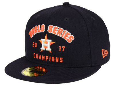 Houston Astros New Era MLB Houston Champs Custom 59FIFTY Cap