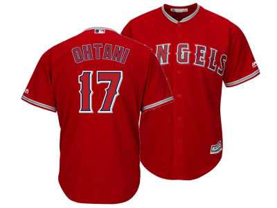 Los Angeles Angels Shohei Ohtani Majestic MLB Men's Player Replica Cool Base Jersey