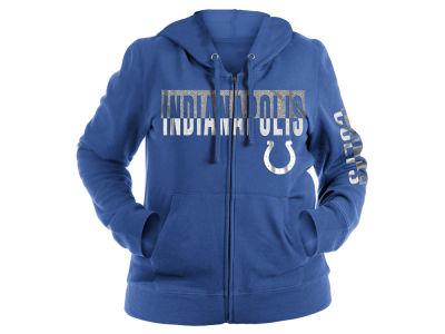 premium selection 9dc6e 4d775 Indianapolis Colts 5th & Ocean NFL Women's Fleece Plus Size ...