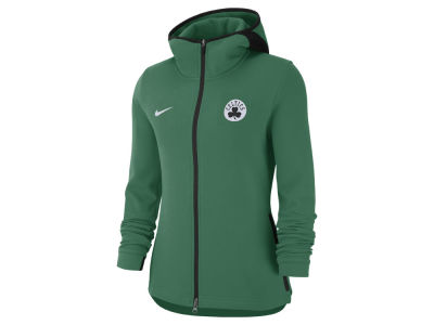 Boston Celtics Nike NBA Women's Showtime Full Zip Hoodie