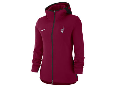 Cleveland Cavaliers Nike NBA Women's Showtime Full Zip Hoodie