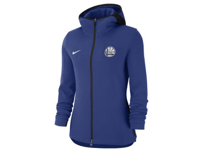 Golden State Warriors Nike NBA Women's Showtime Full Zip Hoodie