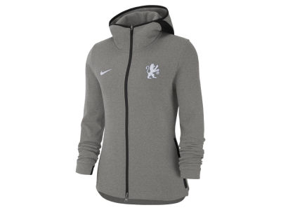 Sacramento Kings Nike NBA Women's Showtime Full Zip Hoodie