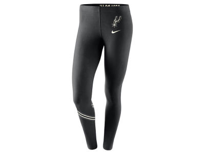San Antonio Spurs Nike NBA Women's Leg A See Tight