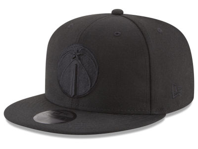 Washington Wizards New Era NBA Blackout 59FIFTY Cap