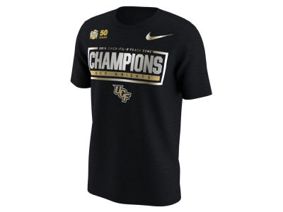 University of Central Florida Knights Nike NCAA Men's Peach Bowl Champ Locker Room T-Shirt