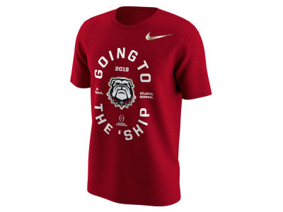 Georgia Bulldogs Nike NCAA Men's National Championship Game Bound T-Shirt