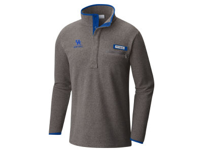 Kentucky Wildcats Columbia NCAA Men's Harborside Fleece Pullover