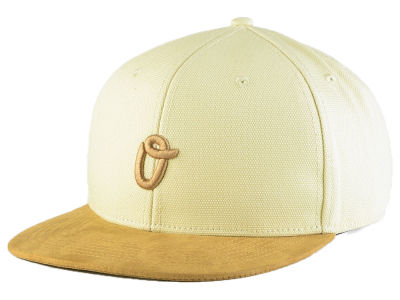 Official O Canvas Strapback Cap