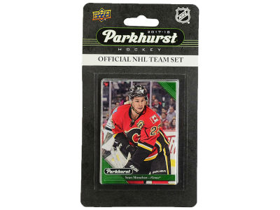 Calgary Flames 2017 NHL Team Card Set