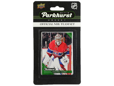 Montreal Canadiens 2017 NHL Team Card Set