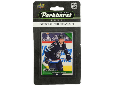 Winnipeg Jets 2017 NHL Team Card Set