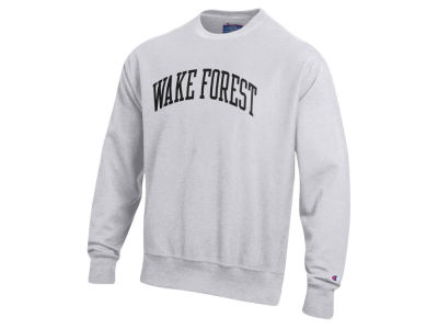 Wake Forest Demon Deacons Champion NCAA Men's Reverse Weave Crew Sweatshirt