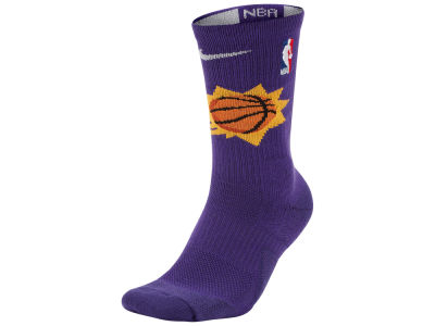 Phoenix Suns Nike NBA Men's Elite Team Crew Socks