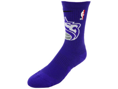 Sacramento Kings Nike NBA Men's Elite Team Crew Socks