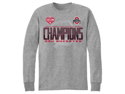 2017 NCAA Men's Cotton Bowl Champ Locker Room Long Sleeve T-Shirt