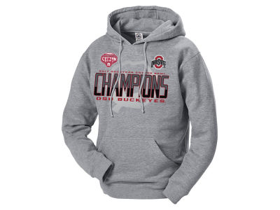 Ohio State Buckeyes 2017 NCAA Men's Cotton Bowl Champ Hooded Sweatshirt