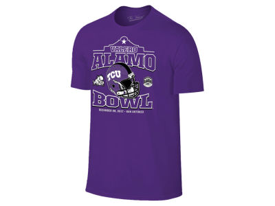 Texas Christian Horned Frogs NCAA Men's Alamo Bowl Bound T-Shirt