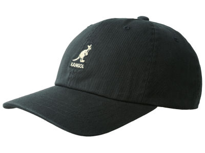 Kangol Washed Baseball Adjustable Cap