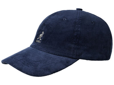 Kangol Cord Baseball Adjustable Cap